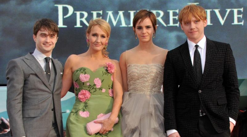 Did J.K Rowling Fail at Male Perspective of Masculinity